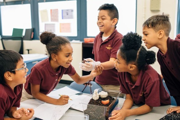 Blue Ribbon Honor Given to Bushwick Charter School