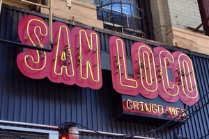 East Village Staple San Loco Is Coming to Bushwick Avenue