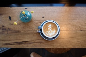 Good Coffee Without Attitude: Dweebs Opens on Dekalb Ave in Bushwick