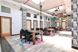 Get Your Hustle on at Newly Open BKLYN Commons Coworking Space in Bushwick