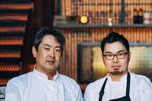 Dock Asian Eatery's Father-Son Duo Talk Cooking With Family