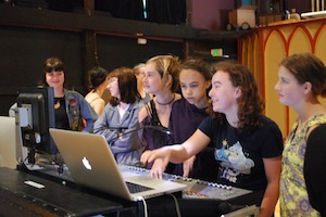 "SoundGirls.Org Puts the ""Badass"" in ""Summer Camp"" with Live Sound Camp for Girls at The Paper Box"