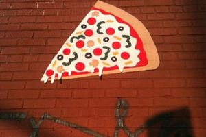 "Street Art Candy: ""Piece"" by Milo AKA Rachel McCollum"