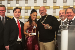 Bushwick Boxer Serrano Named 'Fighter of the Decade'