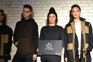 More of Beautiful Fashions & People at (Another) Bushwick Fashion Week
