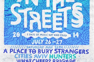 Out In The Streets Festival back July 26-27 with a Killer Lineup