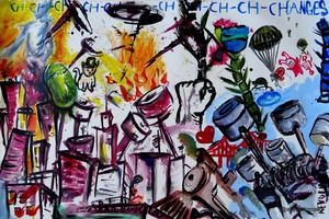 Alley Art Offered Free Painting to Communities Across the U.S. & Their Final Exhibition Is in Bushwick