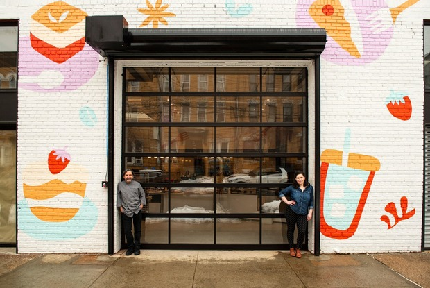 A Sweet Generation Swoops Into Bushwick