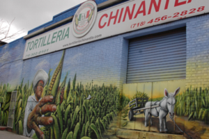 Inside Chinantla, North Brooklyn's Other Tortilleria