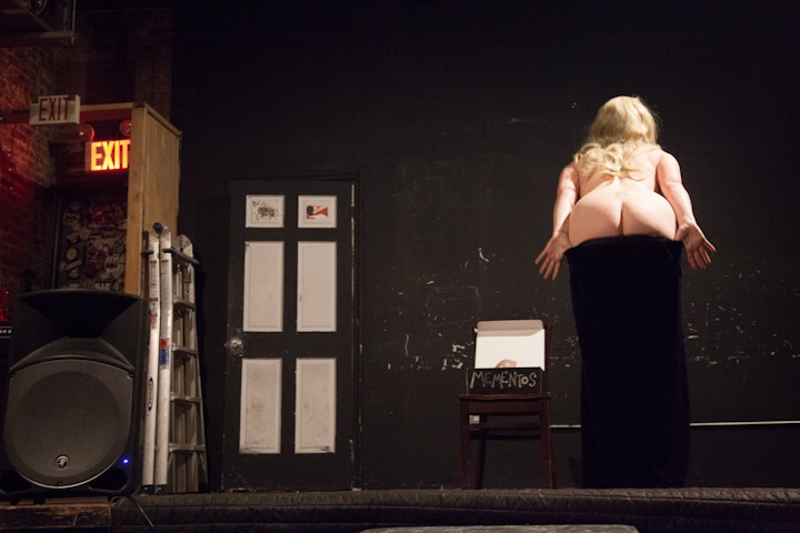 Nude Live - Sydney Dance Company, Sydney | Concrete