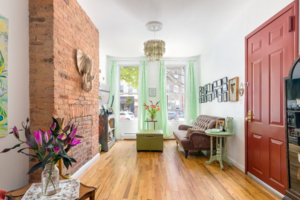Swoon: This Gorgeous Bushwick 1-Bedroom with a Private Backyard and Finished Basement Is Up for Sale