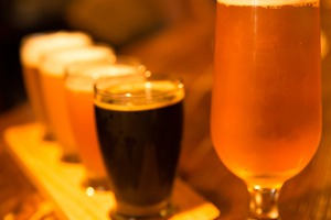 On the 9th Day of Bushwick Christmas, My True Love Gave to Me...9 Beers at The Sampler!