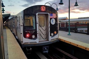 See Rent Rate Fluctuations by L Train Subway Stops (Then Scream & Move to Canarsie)