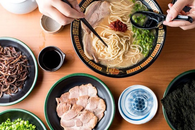 The Hugely Popular Japanese Eatery Ichiran Ramen Opens in Bushwick Today!