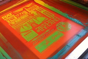 Bushwick Print Lab to Host Free DIY Silkscreen Event Tonight