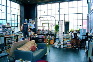 Bushwick Lit Staple Mellow Pages Reading Room Needs Our Help!
