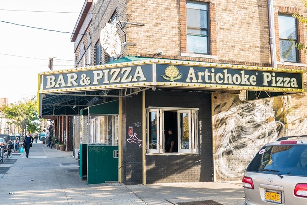 Artichoke Basille Brings Rich Pizza and Rich History to Bushwick