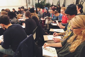 5 Drink & Draw Spots in Bushwick That'll Help You Channel Creativity In 2019