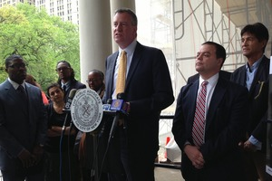 Bushwick Small Business Owners, Mayor De Blasio Wants to Give You Money!