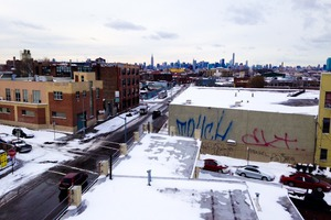 Bushwick Supermarkets are Crowded, People Are Buying Shovels, Salt & Food