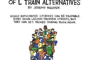 Benefits and Drawbacks of L Train Alternatives [COMIC]
