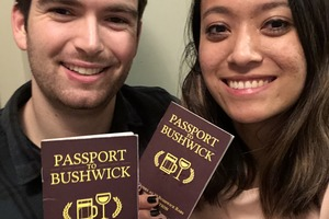 Meet the Bushwick Resident Who Finished Her Passport to Bushwick in Just Three Weeks