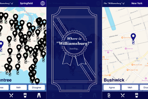 "Bushwick is the Williamsburg of NYC, according to this ""Williamsburg Finder"" App"