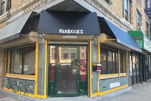 Rebecca's, a Welcoming Bushwick Avenue Neighborhood Joint With Roots at Norbert's, Opens Friday