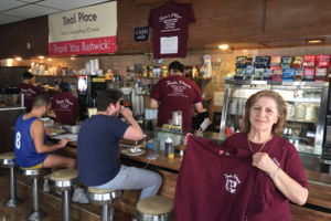 Tina's Novelty T-Shirts Are Selling Like Hotcakes at Beloved Bushwick Diner