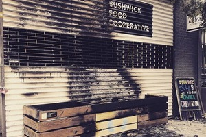 Bushwick Food Co-Op Suffered Fire Damaging Entire Store