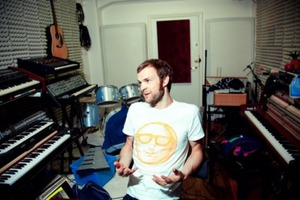 Listening Party: Todd Terje