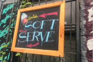 Roberta's Has Soft Serve...And It's Safe to Skip