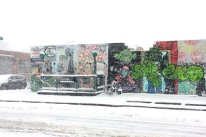 Photos: Winter Has Arrived! See Bushwick in the Snow!