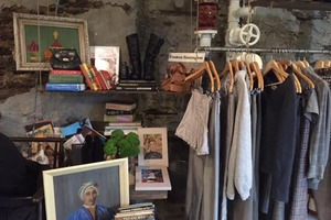 28 Scott: The Mobile Vintage Shop Flagship Store Opens in Bushwick