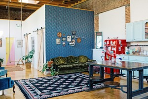 An LA Transplant With a Double Life Runs This Funky Bushwick Airbnb