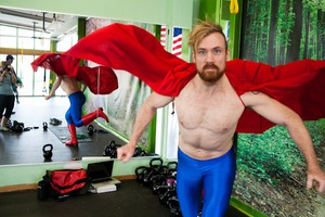 Workout a la Bushwick: Bring Out Your Inner Superhero!