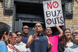 See Exclusive Photos: Bushwick Tenants Sue Landlords for Severe Neglect