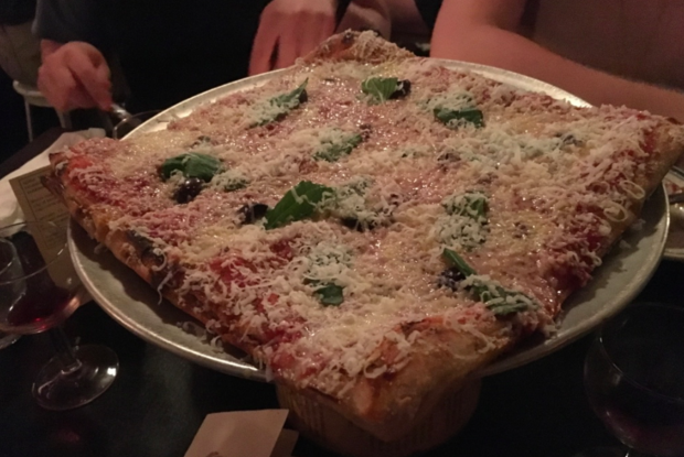 What to Order at Ops, Bushwick's Go-To for Pizza and Natural Wine