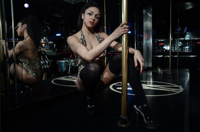 Nice, love Strip clubs that feature dildo shows love