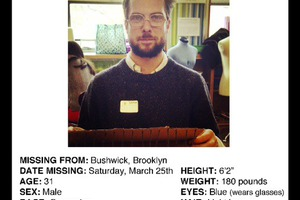 Bushwick Man Missing Since Saturday