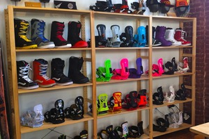 Snowboarding Store in Brooklyn? Of Course! Check Out Bird's Eye Board Shop