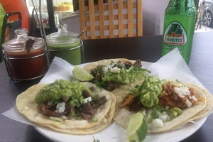 Taco Tour: Guadalajara De Dia II Corp. Left My Stomach Beaming