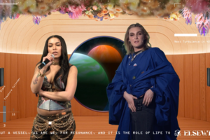 Princess Nokia Kicks Off A New Virtual Variety Show In Bushwick