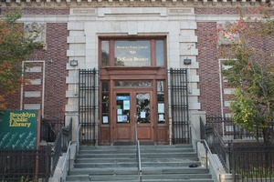 Bushwick's DeKalb Library Won Funding for Two Exemplary Programs This Fall