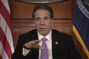 Cuomo Extends NY Stay-At-Home Order Until May 28