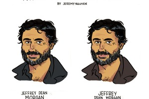 "Who Were the Actual Founders of ""Morgantown"" and ""Jefftown""? This Comic Explains it All..."