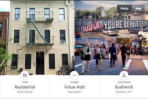 Is Real Estate Crowd-Funding the Solution for Gentrification of Bushwick?