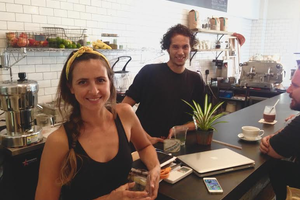 New Brazilian Juice and Healthy Food Place, Pitanga, Just Opened on Starr St, Bushwick