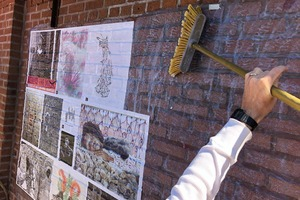 Papergirl Brooklyn is Revisualizing Walls to Highlight Cultural Values and Social Issues