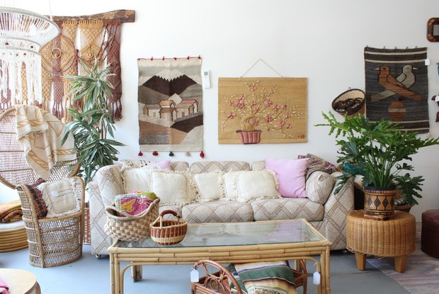Dobbin Street Outpost Is Your New Vintage Furniture Destination in Bushwick